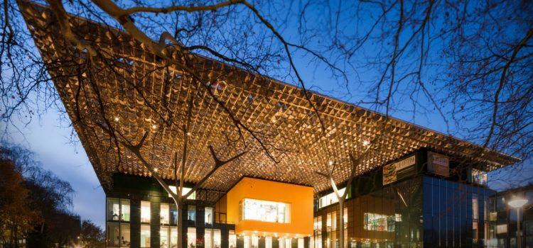 Benthem Crouwel diseña la renovación de oficinas más sostenible de los Países Bajos