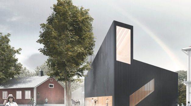 La JKMM diseña un nuevo museo Tammisaari en las afueras de Helsinki