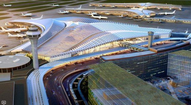Studio Gang liderará la expansión del Aeropuerto O'Hare de Chicago