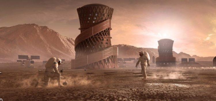 SEArch+ y Apis Cor ganan el último concurso de la NASA para los hábitats impresos en 3D en Marte