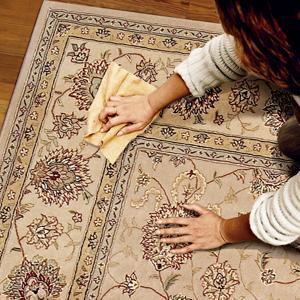 Cómo quitar cada tipo de mancha de las alfombra