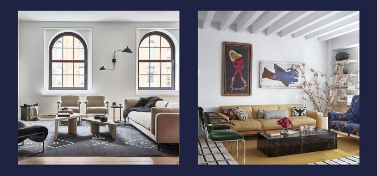 Importantes diferencias entre el diseño moderno y el contemporáneo