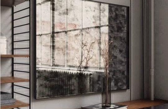 ¿Cómo ampliar sus habitaciones con espejos?