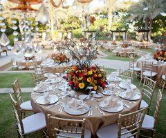 Como conseguir una boda lujosa y vibrante