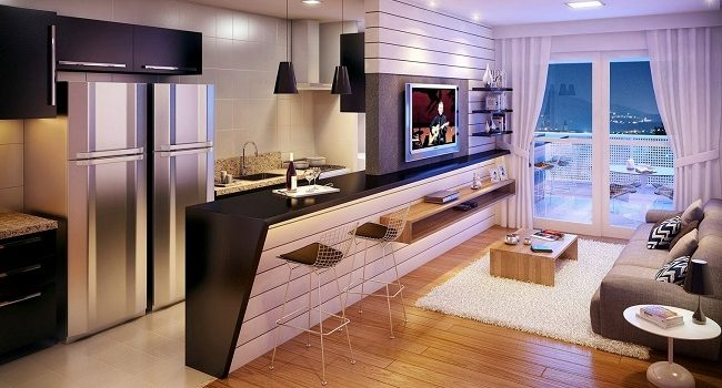 Ideas grandes para un apartamento pequeño