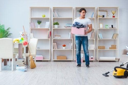 metodo de orden en el hogar