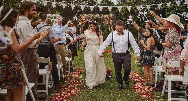 Decoraciones de boda al aire libre, ideas que encantan