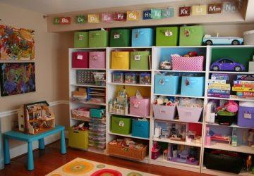 Organizadores caseros que añaden color