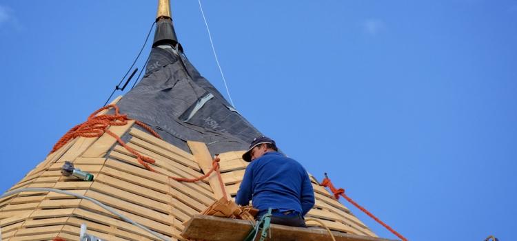Servicios integrales para techos y fachadas de edificios