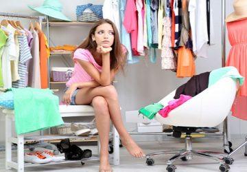 Grandes trucos para organizar el armario
