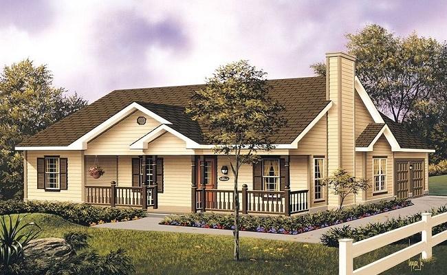 Casas artesanales