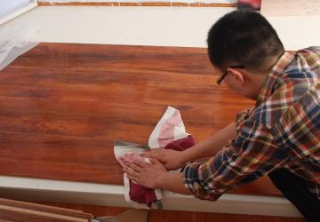 Madera: el elemento ideal para reformar los suelos del hogar