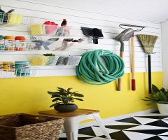 Organizar el garaje ideas de bricolaje para ordenarlo
