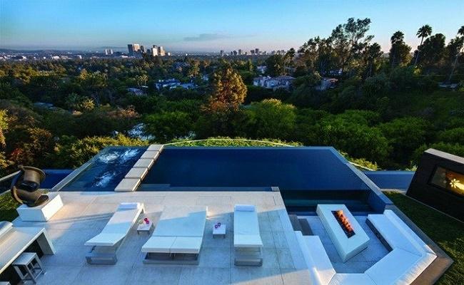 piscinas de lujo. 0