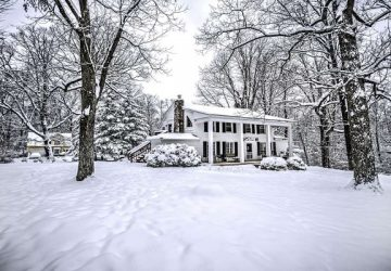 Proteger la casa de las temperaturas de congelación