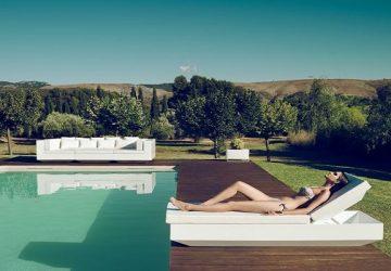Muebles de exterior espectaculares para tu piscina