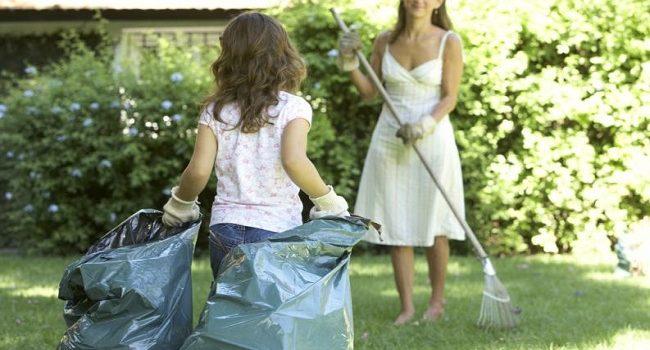 Limpiar el jardín, consejos efectivos para dejarlo pulcro