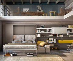 Muebles multifuncionales  para decorar y ahorrar espacio