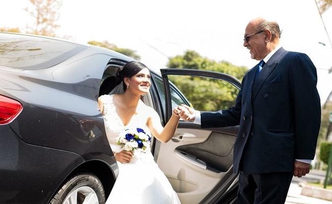 padrino de la boda