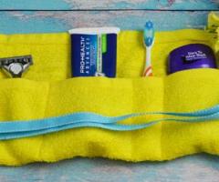 Pasos para hacer una ducha enrollable para viajes
