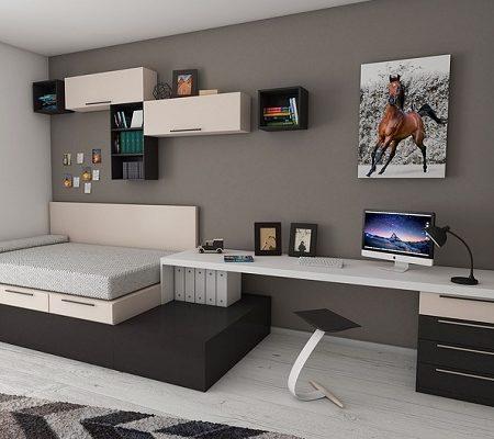 Decorar una habitación sin ventanas con estas ideas fáciles