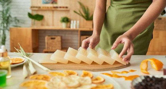 Hacer jabón artesanal de naranja; recetas que disfrutarán