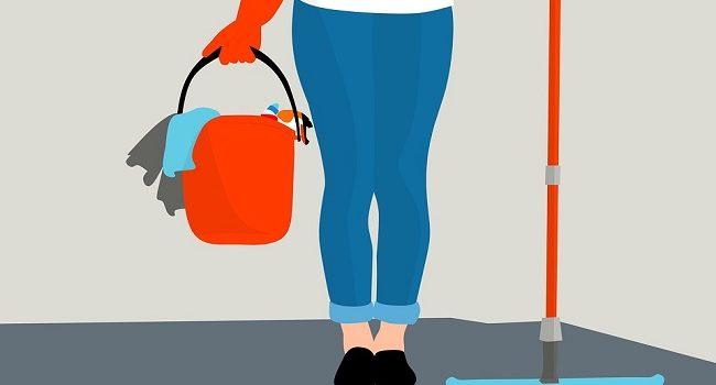 Cómo limpiar pisos de baldosas fácil y rápido