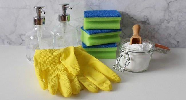 Tareas fáciles de limpieza que puedes realizar en medio minuto