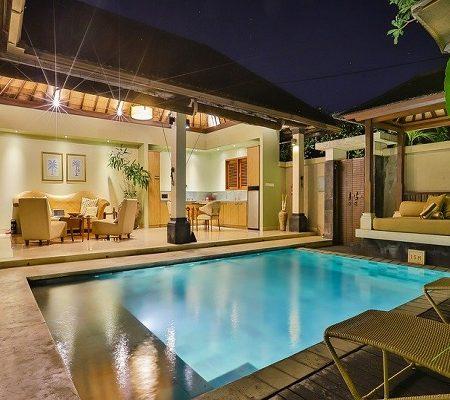 Ideas para decorar la cubierta de la piscina