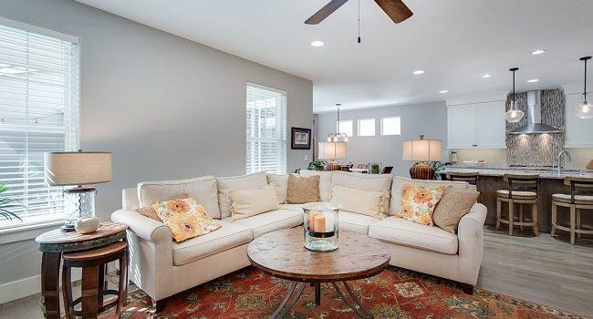 Formas elegantes de añadir color a tu casa