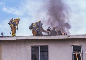 Medidas de protección contra incendios en edificios nuevos