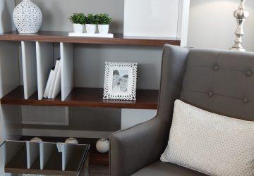 Usar Estantes; diseños que dan esteticismo a tu casa