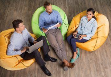 Puffs: Muebles auxiliares perfectos para decorar la casa con estilo