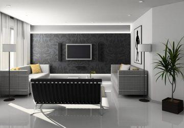 Como crear un efecto de hogar de espectáculo de lujo