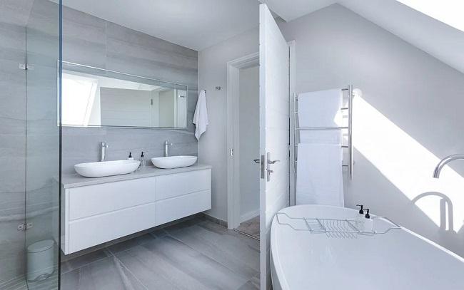 mejor espacio para tu baño-