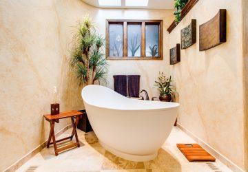 Los mejores consejos para remodelar un baño pequeño