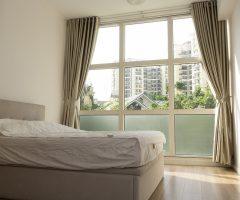 8 consejos prácticos para ampliar visualmente un dormitorio pequeño
