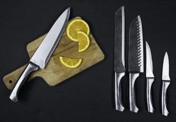Los cuchillos más imprescindibles en una cocina