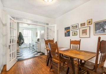 ¿Qué es un apartamento estilo ferrocarril?