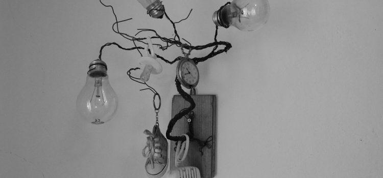 6 ideas sobre cómo hacer una lámpara de techo facilísimo