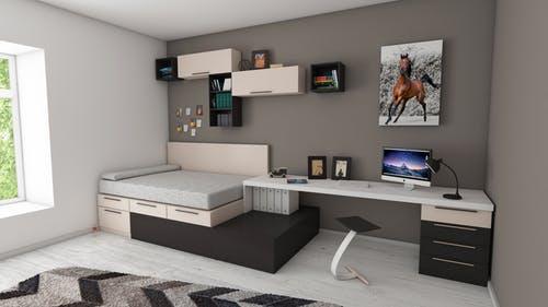 Cómo redecorar el dormitorio de un adolescente