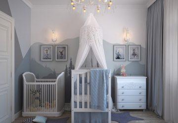 La seguridad es lo primero: asegure los muebles para niños a las paredes